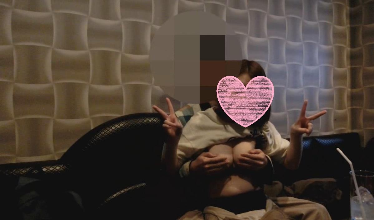 【個人撮影】人妻ミカ24歳カラオケでフェラ、ハメ ※再販