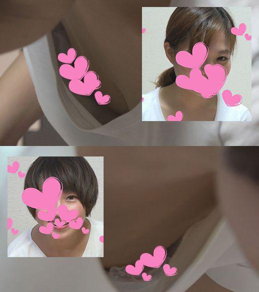 【乳首チラ】とあるベビマサークルの風景{vol.57}母乳ママの乳首にズームイン!!