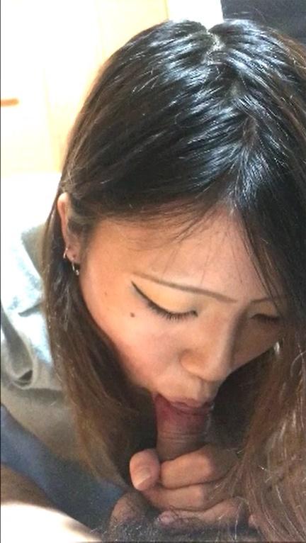 【個人撮影】21歳の妊娠中ギャルにフェラ