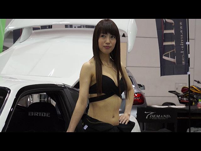 コンパニオンシリーズ 黒髪のおねえさん他
