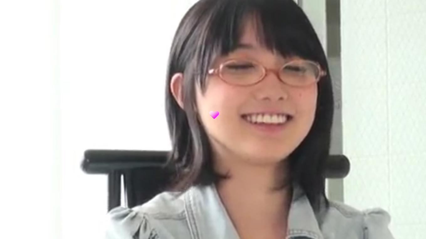 【素人】メガネ優等生ユリ-初めての〇〇〇…