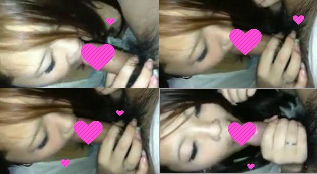 【個人撮影】ガチでエロ過ぎ!ヌキところ満載!女子○生J★のいやらしいフェラ!
