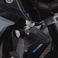 超精密ペーパークラフト最新作YAMAHA:MT-10を組み立てる!